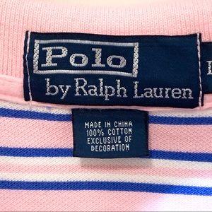 Polo by Ralph Lauren Shirts - POLO BY RALPH LAUREN STRIPED SHIRT | SZ LARGE